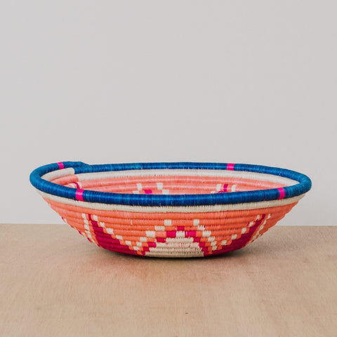 Large Fandango Pink Hope Bowl