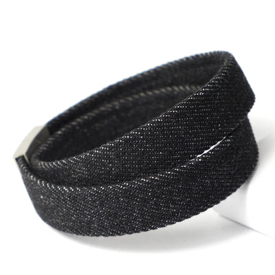 Starbeit Armband Black Denim Double Raw Hauptbild