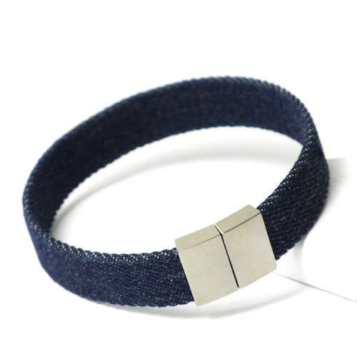 Starbeit Armband Blue Denim Single Raw Hauptbild