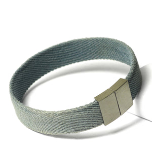 Starbeit Armband Blue Denim Single Used Hauptbild