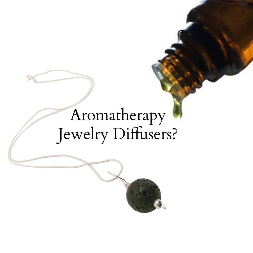Aromatherapy Jewelry Diffusers?