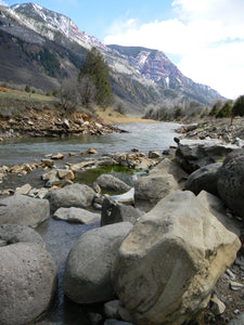 Jpeg Photo Download 163 Soak it Up Crystal River Carbondale Colorado