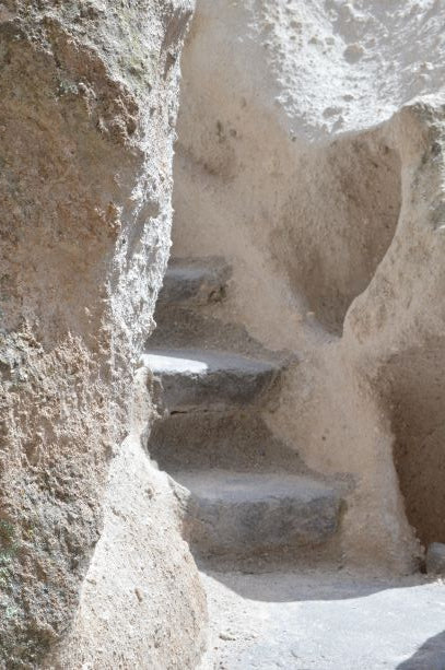 Jpeg Photo Download 186 Stairway Bandelier National Monument