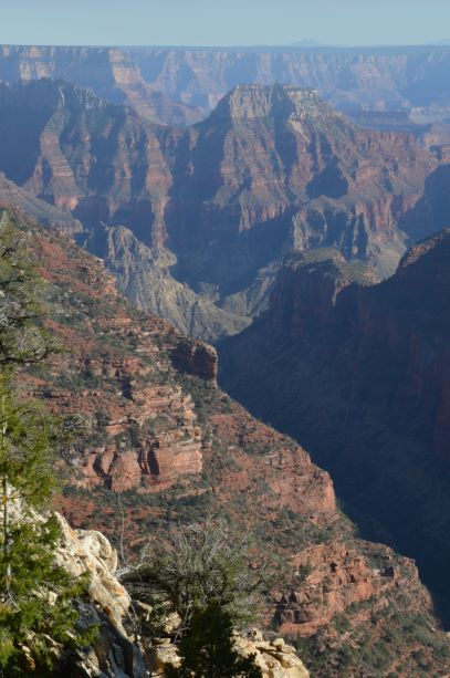 Jpeg Photo Download 194 Colorado Plateau - North Rim Grand Canyon National Park