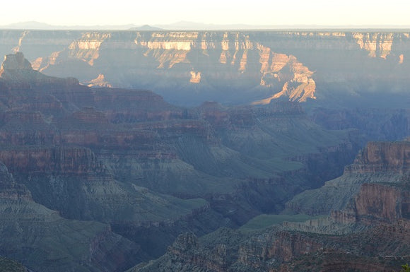 Jpeg Photo Download 195 First Light - North Rim Grand Canyon National Park