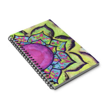 Mandala  Spiral Notebook Journal