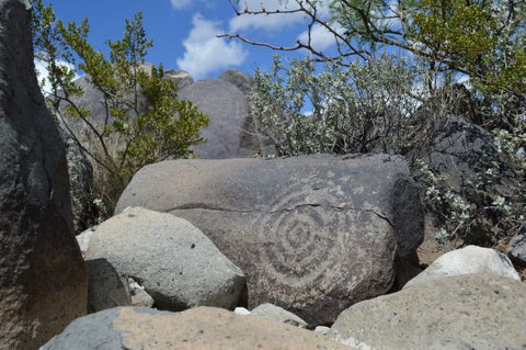 Jpeg Photo Download 281 Ancient Spiral - Three Rivers Petroglyph Site New Mexico