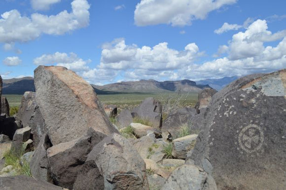 Jpeg Photo Download 283 Four Directions - Three Rivers Petroglyph Site New Mexico