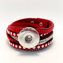 Snap Bracelet Diffuser with Clay Charm