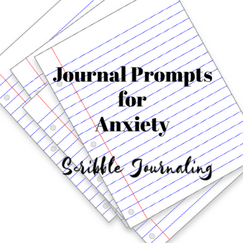 Scribble Journaling Prompt  - FREE