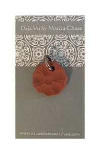 Clay Diffuser Necklace Flower