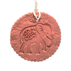 Aromatherapy Ornament Diffuser Elephant