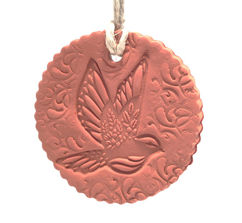 Aromatherapy Ornament Diffuser Peace Bird
