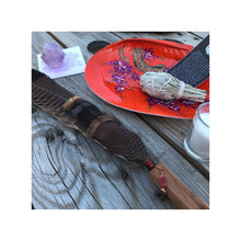 Sage Smudge Kit with Shell Dish and Smudge Wand