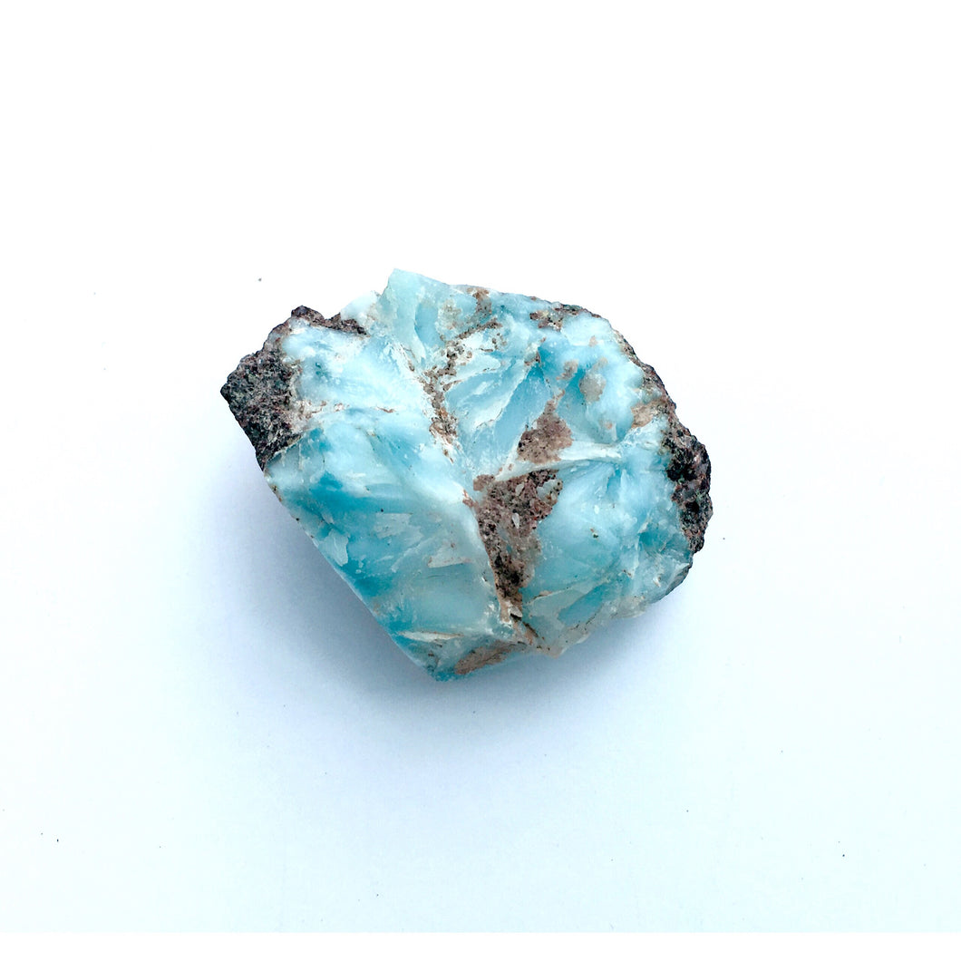 Larimar Natural Stone