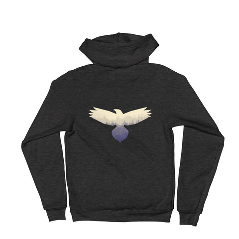 Hawk Spirit Animal Hoodie sweater