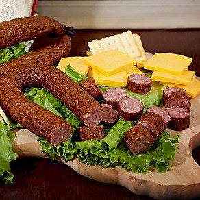 Pork & Beef Dry Sausage (2 Packages)