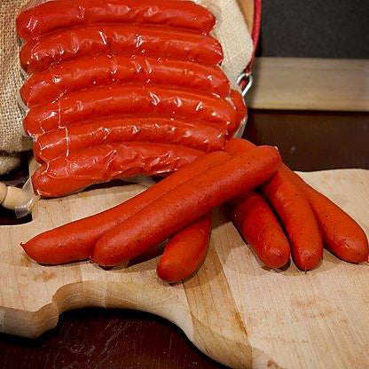 Regular Red Wieners (2pk)