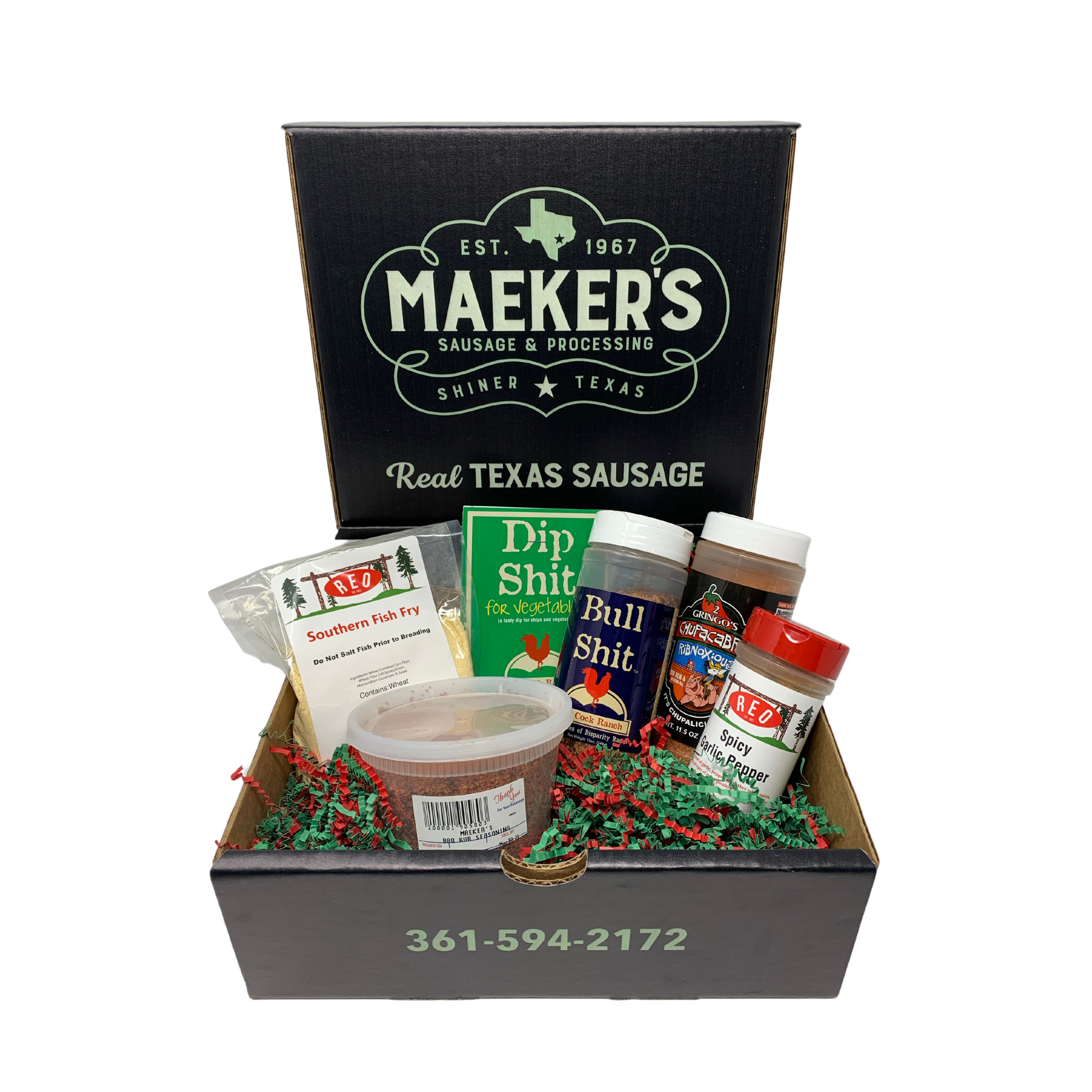 Seasoning Gift Box