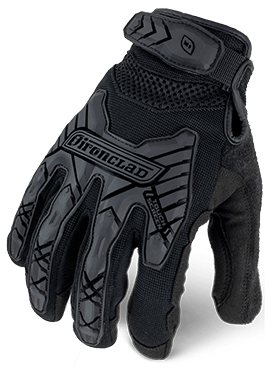 Guantes IRONCLAD COMMAND™ TACTICAL IMPACT Negro