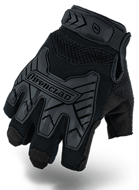 Guantes TACTICAL IMPACT FINGERLESS