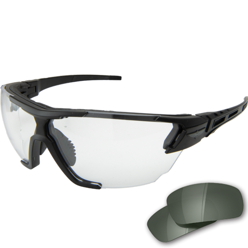 Lentes PHANTOM RESCUE negro