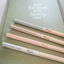 PLANT QUOTE PENCIL PACK