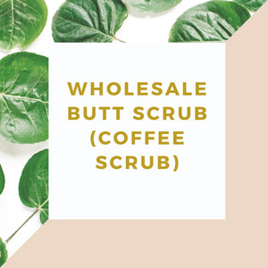 Wholesale Butt Scrubs