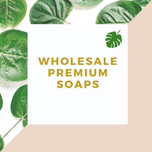 Wholesale Premium Full Sized Soap Bars