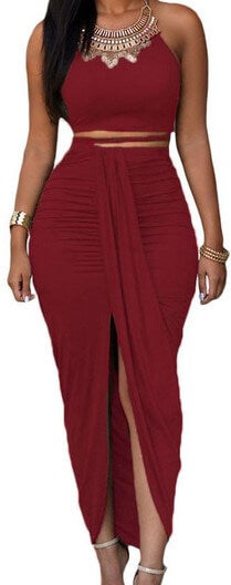 Penny's Sexy Maxi Dress - The Divaz Closet