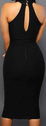 Black Sexy Dress - The Divaz Closet