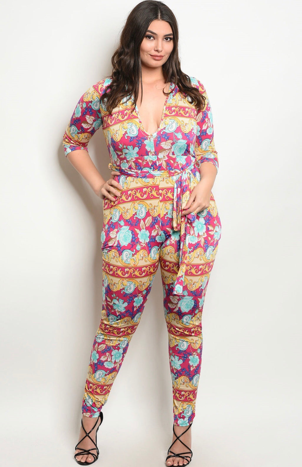 Queen B Jumpsuit