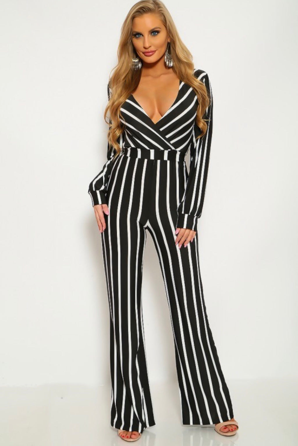 Boss Lady Jumpsuit - The Divaz Closet