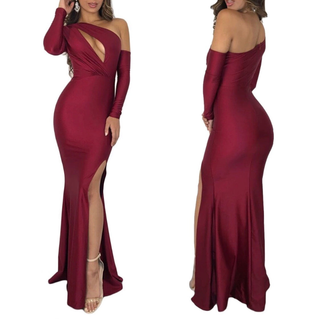 Maria's Hermosa Gown - The Divaz Closet