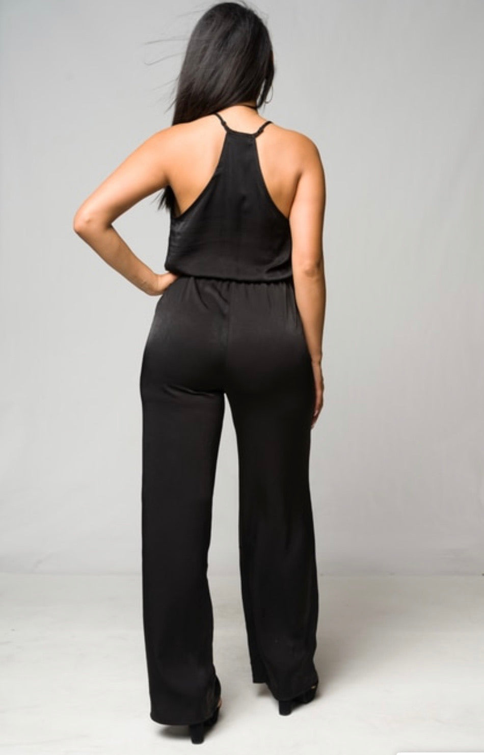Classic Black Jumper - The Divaz Closet