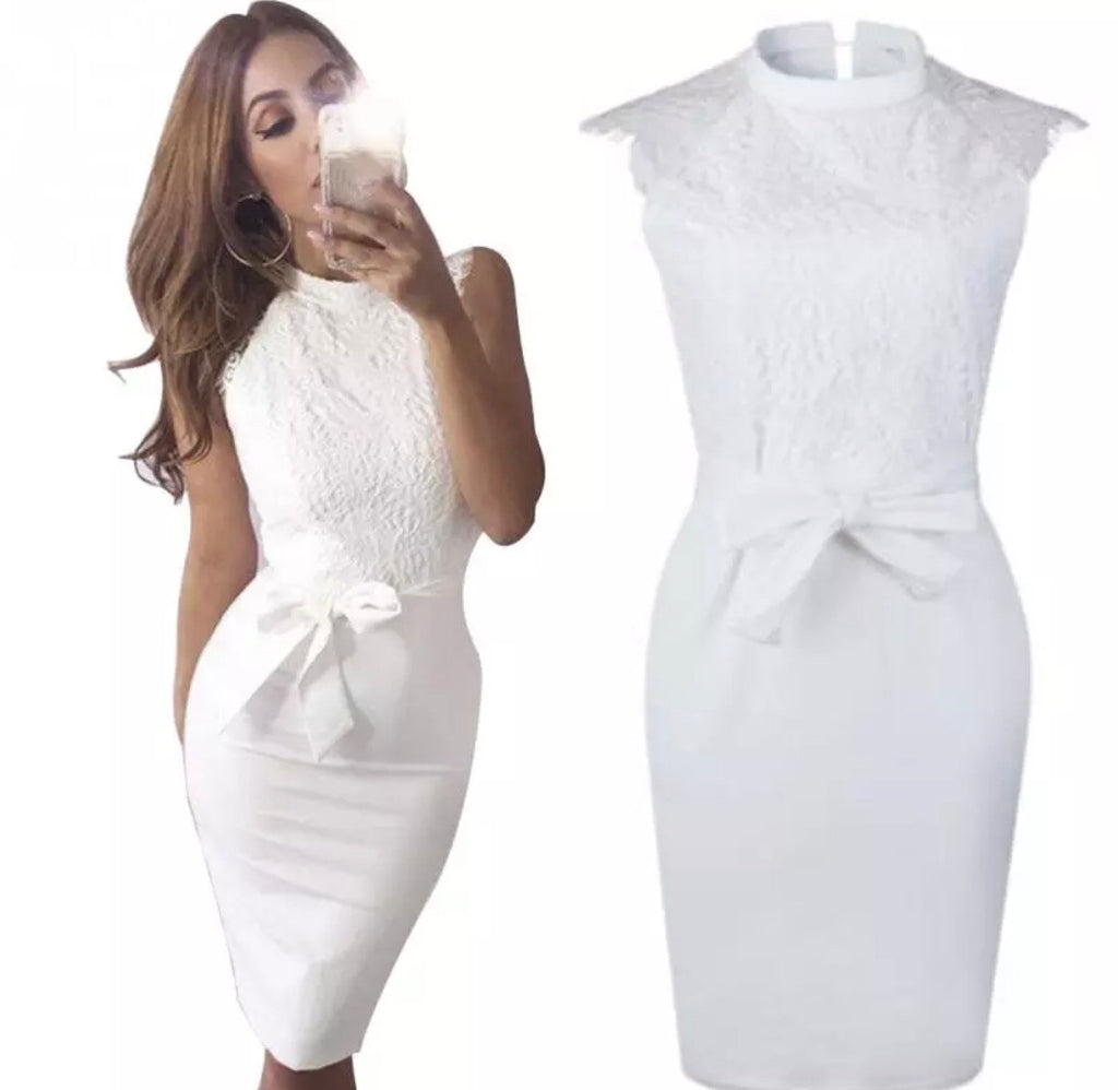 Pure Goddess Dress - The Divaz Closet