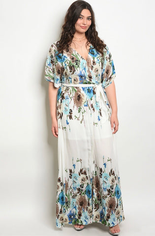 Casual Long Maxi Dress