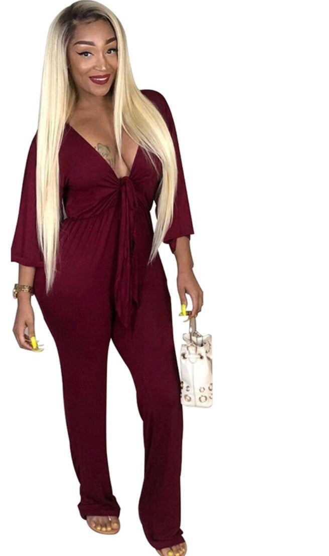 Casual Jumpsuit - The Divaz Closet