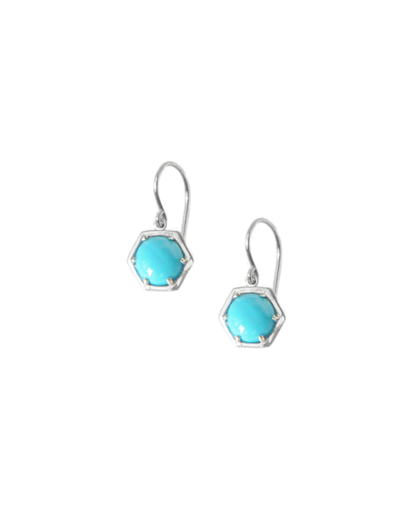 Bolt Drop Earrings