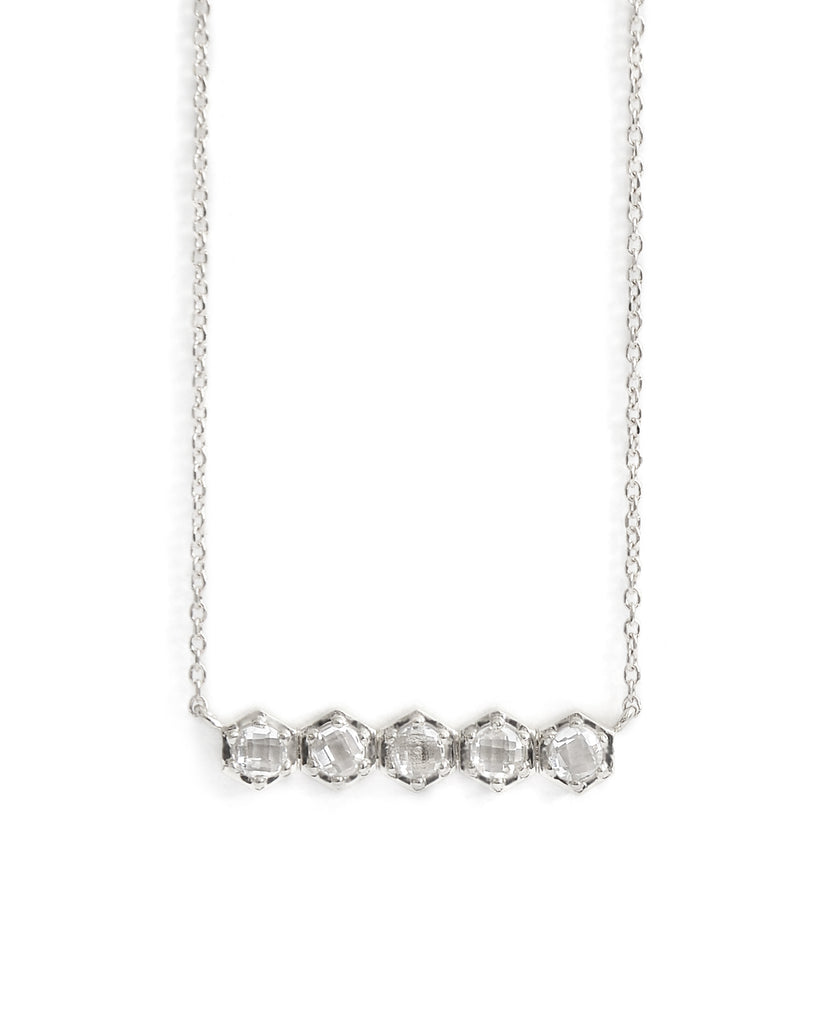 Bolt Mini Bar Necklace