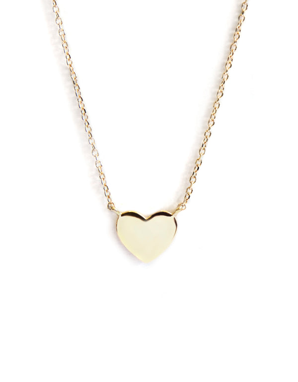 Icon Heart Pendant