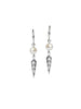 Dagger Mini Linear Drop Earrings