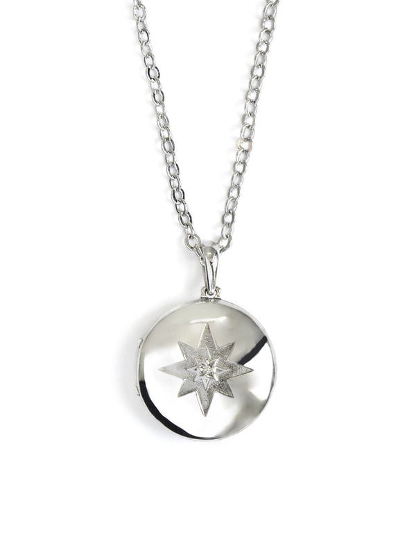 Icon Starburst Locket