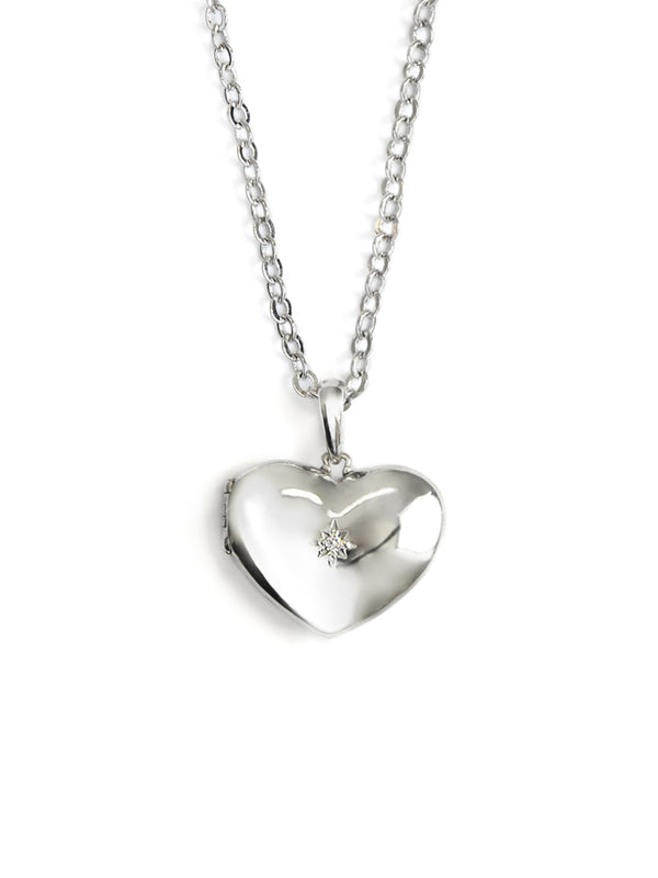 Icon Heart Locket