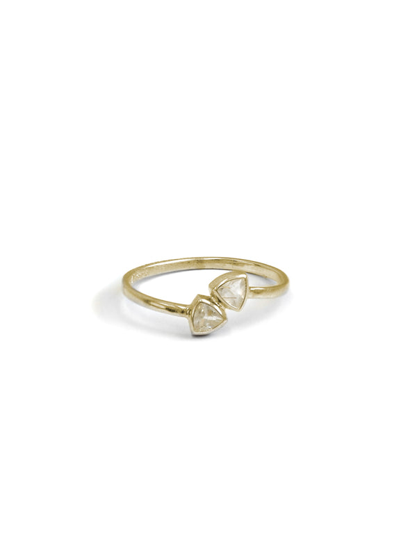 Arrow Twist Ring