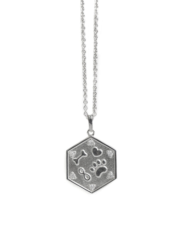 Icon Best Friend Pendant