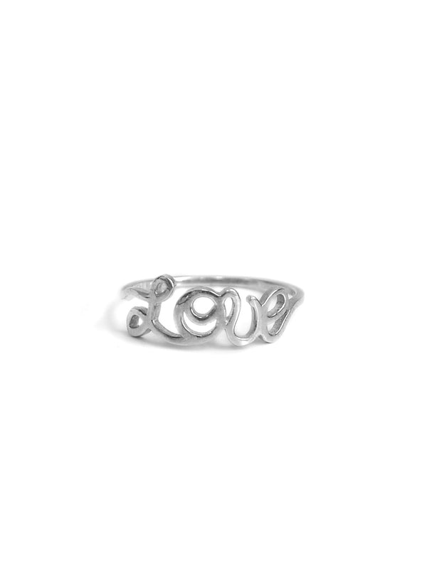 Script Love Ring