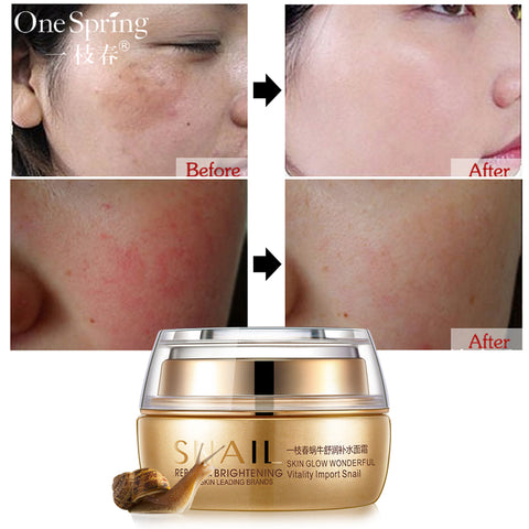 Moisturizing Remove Age Spot Scar pigment Whitening Anti Wrinkle Cream