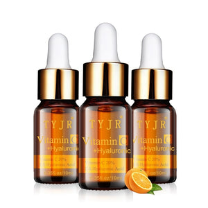 Vitamin C  Serum Splash Freckle Remove Anti Wrinkles Essence Dark Blots Disappear Ageless Care Cleansing Facial Skin Care 5456