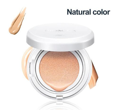 BIOAQUA Sunscreen Air Cushion BB CC Cream Concealer Moisturizing Foundation Whitening Makeup Bare For Face Beauty Makeup